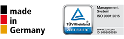 eurolaser - made in Germany & ISO 9001